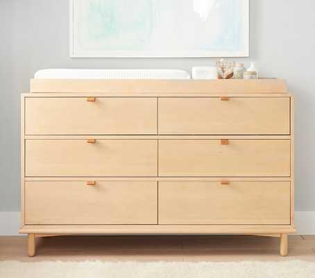 Nash Extra Wide Dresser; Topper Set - Pottery Barn Kids