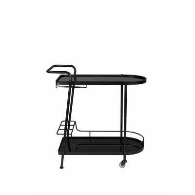 Romanowski Bar Cart - Wayfair