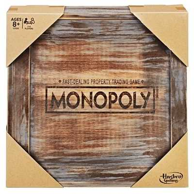Monopoly Game: Rustic Series Edition - Target