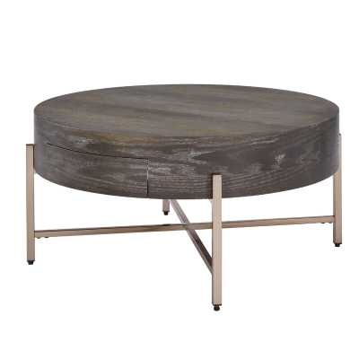 Yuliya Coffee Table with Storage - Wayfair