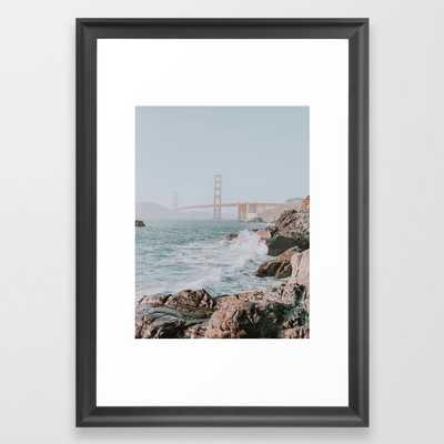 san francisco ii / california Framed Art Print - Society6