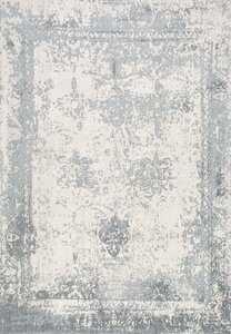 Chartres Hand-Woven Blue Area Rug - Wayfair