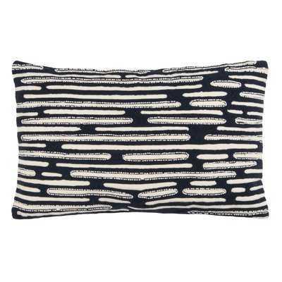Trena Cotton Lumbar Pillow - Wayfair