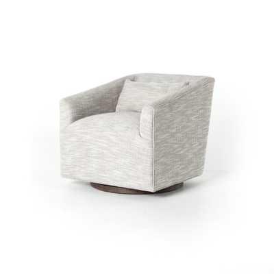 York Swivel Chair in Various Colors by BD Studio - Burke Decor