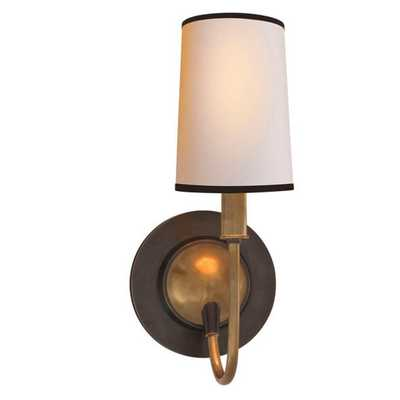 Modern Combo Sconce - Shades of Light