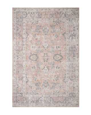 """NAPLES BLUSH PATTERNED RUG, 7'6"""" x 9'6"""" - McGee & Co."""