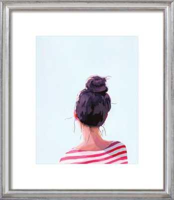Top Knot 24-14x17 - Artfully Walls