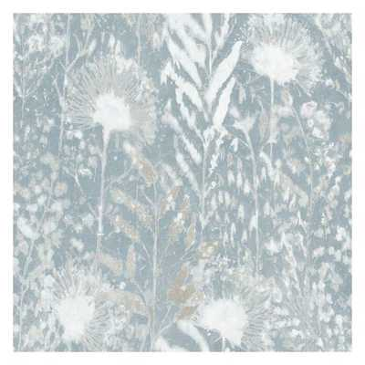 Dandelion Peel and Stick Wall Paper - York Wallcoverings
