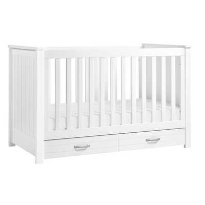 Asher 3-in-1 Convertible Crib with Storage - Birch Lane