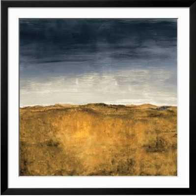 Blue Modern Landscape I By Lanie Loreth - art.com
