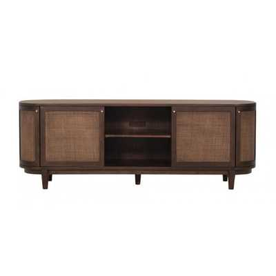 Canggu Media Cabinet - Burke Decor