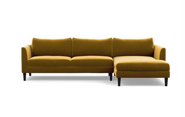 Owens Sectional with Right Chaise - Interior Define