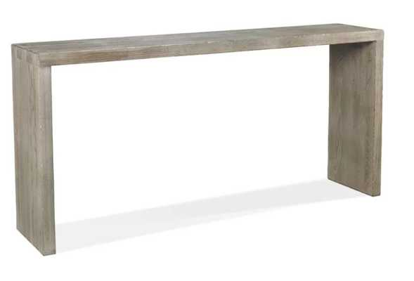 "72"" Solid Wood Console Table - Perigold"