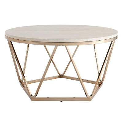 Trygve Coffee Table RESTOCK Apr 4, 2021. - Wayfair