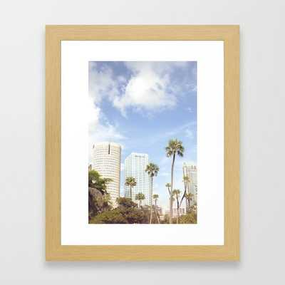 Florida Vibes - Travel the World Framed Art Print - Society6