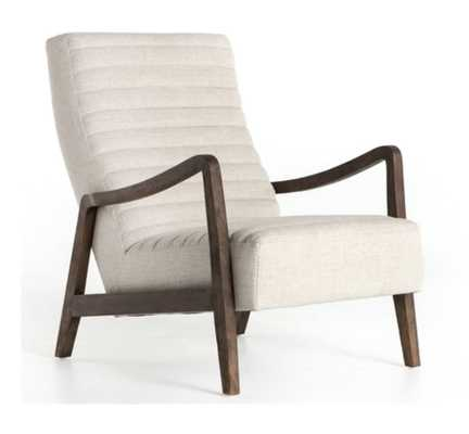KIMBER CHAIR, LINEN NATURAL - Lulu and Georgia