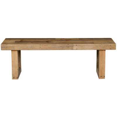 Abbey Wood Bench - Wayfair