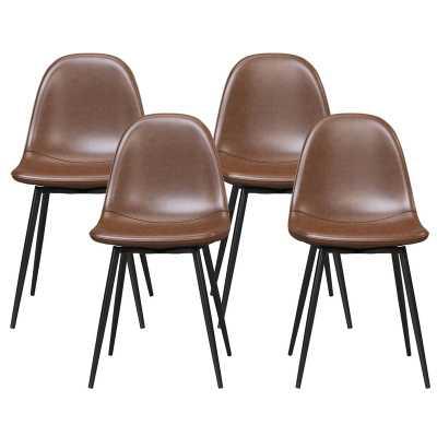 Bowen Upholstered Dining Chair - Set of 4 - Wayfair