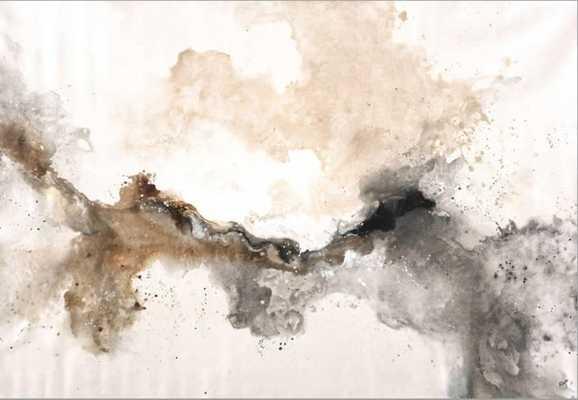 "SOFT STREAM - Stretched Canvas, 36"" by 24"" - art.com"