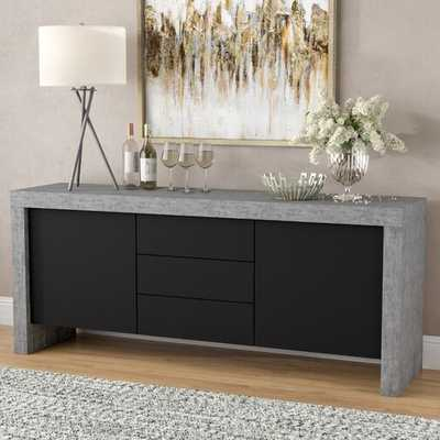 Cosette 2 Door Sideboard - Wayfair