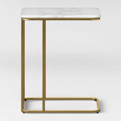 Highfield C Table White Marble - Project 62 - Target