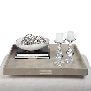 Largo Square Tray - Z Gallerie