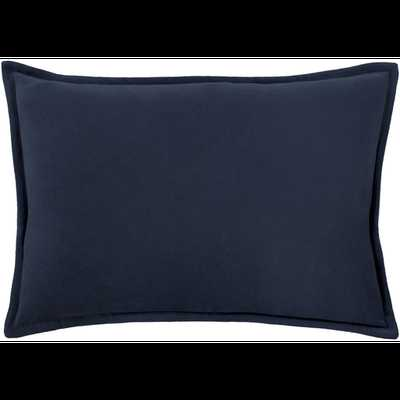 "Cotton Velvet, 13"" x 19"" with Poly Insert - Neva Home"
