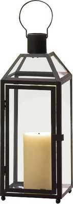 Iron Lantern - Small - Wayfair