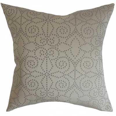 Arum Geometric Pillow Mist - 20 x 20  - Linen & Seam