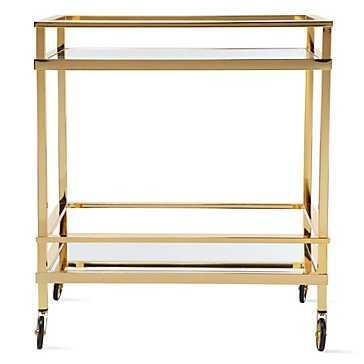 Winslow Bar Cart - Z Gallerie