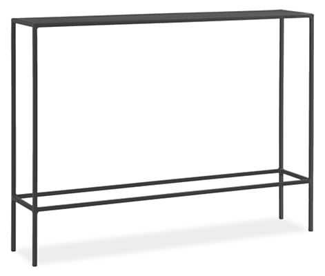 Slim Modern Console Table - Room & Board