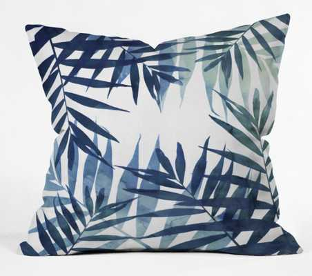 "SWEET TROPICANA Outdoor Pillow 20"" x 20"" - Wander Print Co."