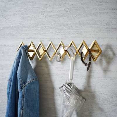 Geo Hook Rack - West Elm