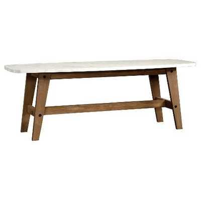 Soft Modern Coffee Table - Fine Walnut - Sauder - Target