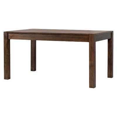 Parsons Wood Dining Table - Threshold™ - Target