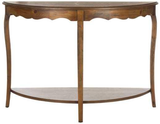 Christina Console Table - Firewood - Arlo Home
