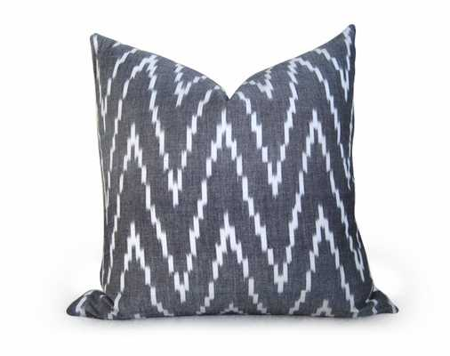 "Kasari Pillow Cover - 18"" x 18"" - No Insert - Willa Skye"