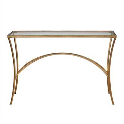 Alayna, Console Table - Hudsonhill Foundry