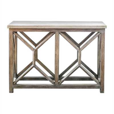 Catali Console Table - Hudsonhill Foundry