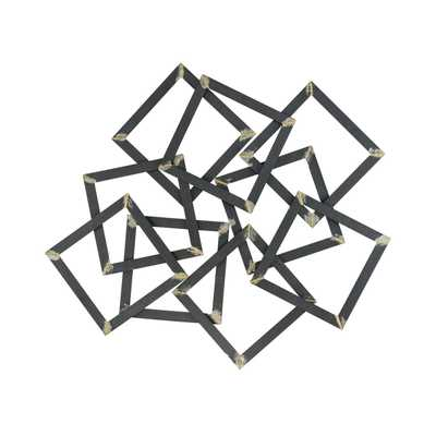 WRECK TANGLE WALL DECOR - Rosen Studio