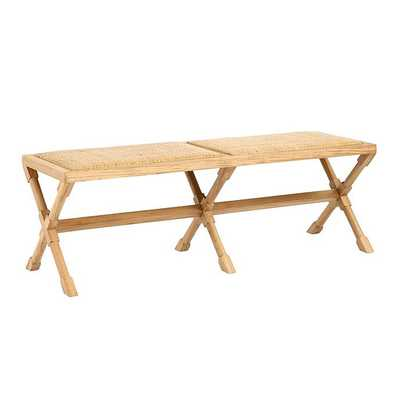 Ballard Designs Miramar Bench - Ballard Designs