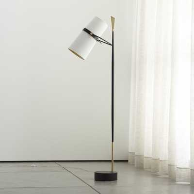 Riston Floor Lamp - Crate and Barrel