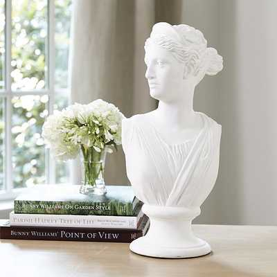 Bunny Williams Diana Bust - Ballard Designs