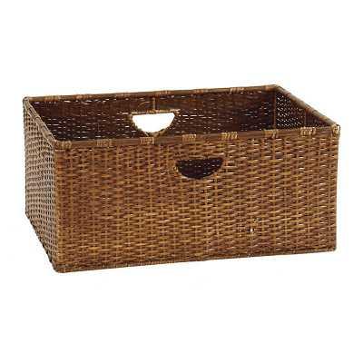 Ballard Designs Abbeville Baskets - Large - Ballard Designs