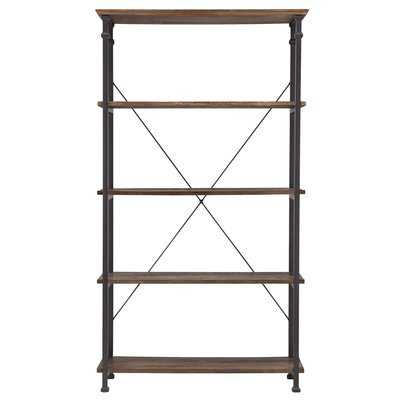 "Zona 75"" Standard Bookcase - Wayfair"