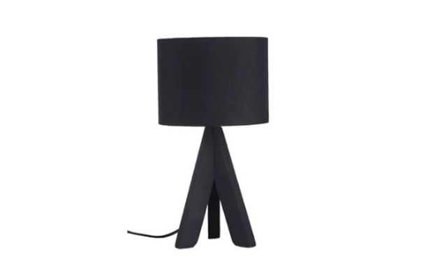 "Vibbert 12"" Tripod Table Lamp - Wayfair"
