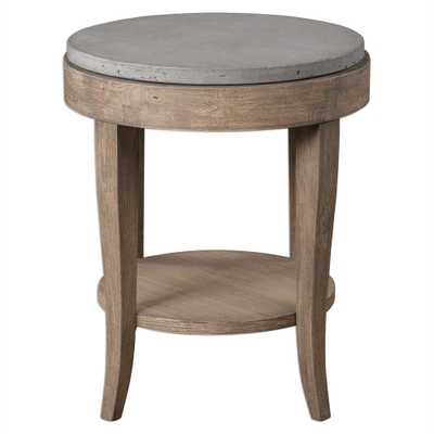 Deka, Accent Table - Hudsonhill Foundry