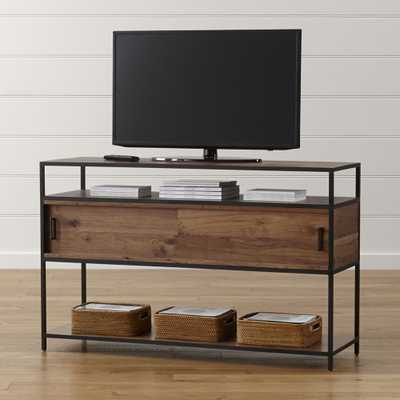 Knox Media Console - Crate and Barrel