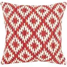 Southwest Cotton Throw Pillow - Wayfair