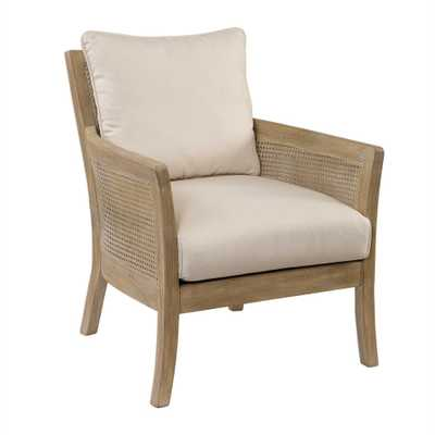 Encore Armchair, Natural - Hudsonhill Foundry
